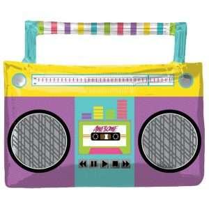 Globo Mylar Radio